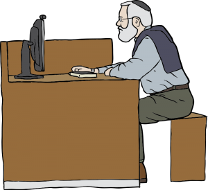 SteveLambert_Man_Working_On_Computer